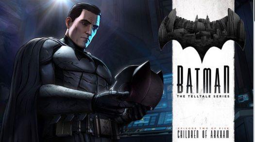BATMAN - The Telltale Series Ep. 2: Children of Arkham Now Available