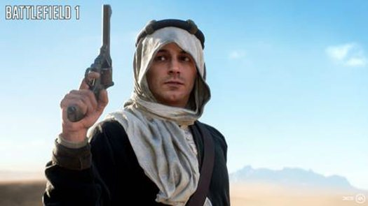 Battlefield 1 Now Available in Stores Worldwide