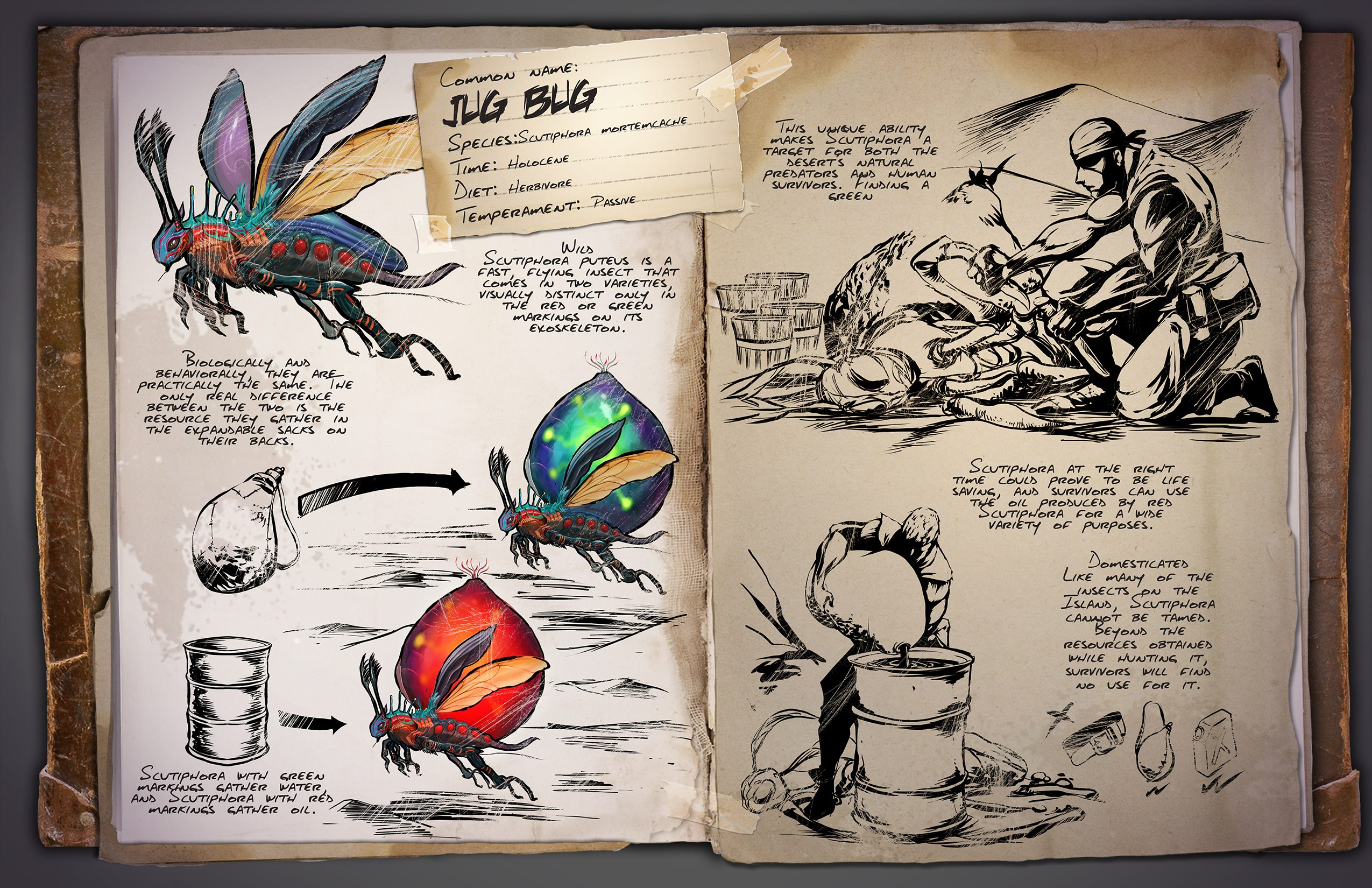 Ark Survival Evolved Scorched Earth Expansion Pack Launches Today