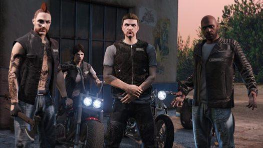 GTA Online Bikers Coming Oct. 4, New Screenshots