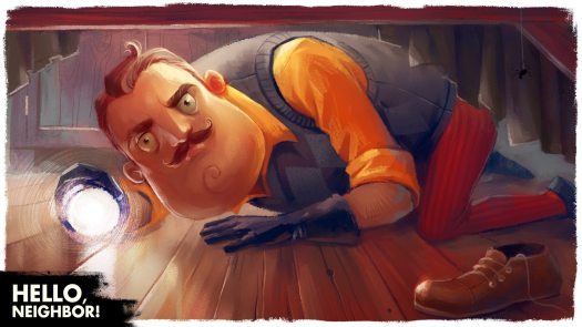 Hello Neighbor Alpha 4 by tiny Build GAMES is Coming to Steam May 4