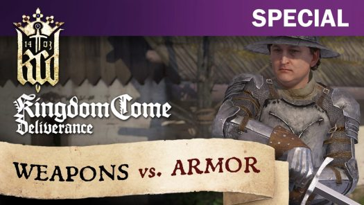 Kingdom Come: Deliverance Reveals New Weapon Classes