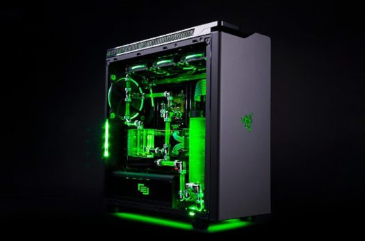 MAINGEAR & RAZER Join Forces to Launch MAINGEAR R1 | RAZER Edition
