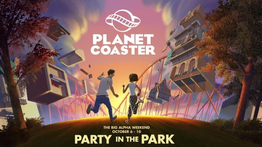 PLANET COASTER Goes off-the-Rails with Coaster Crashes Trailer