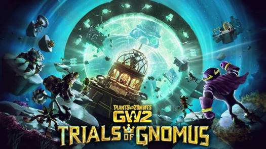 PLANTS VS. ZOMBIES GARDEN WARFARE 2 Releases 4th Massive Content Update Trials of Gnomus