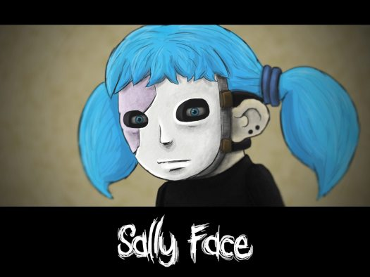 SALLY FACE Dark Episodic Adventure Needs Your Support on IndieGogo and Steam Greenlight