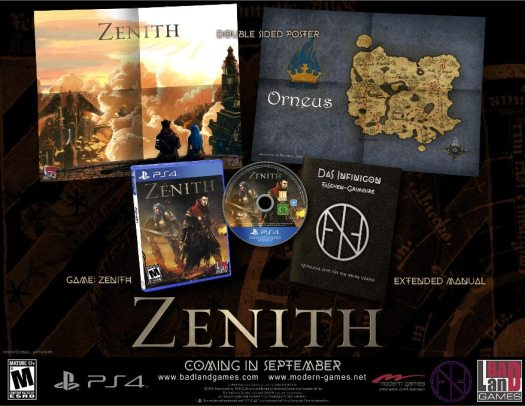 """ZENITH Lets You Stop Spiky-Haired """"Heroes"""" from Unknowingly Destroying the World"""