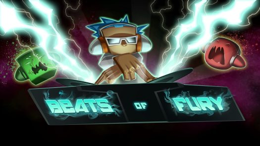 BEATS OF FURY Rhythmic Bullet Hell Needs Your Votes on Steam Greenlight