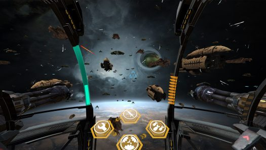 Gunjack 2: End of Shift Announced Exclusively for Google's Daydream Platform