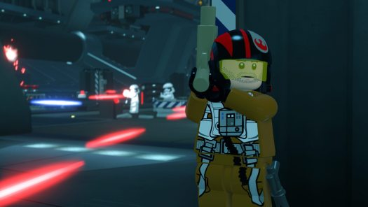 LEGO Star Wars: The Force Awakens 1st DLC Poe's Quest for Survival Level Pack Released