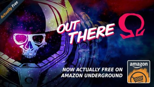 Out There: Ω Edition Now Free on Amazon Underground