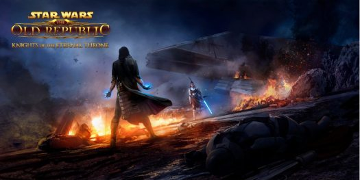 Star Wars: The Old Republic – Knights of the Eternal Throne Now Available Worldwide