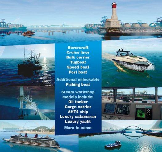 World Ship Simulator Sails onto Retail Shelves Oct. 28