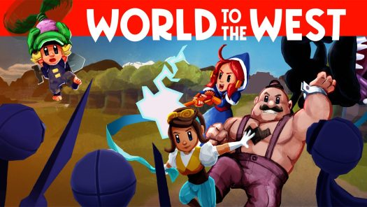 WORLD TO THE WEST Receives Collaboration by Rain Games and Soedesco