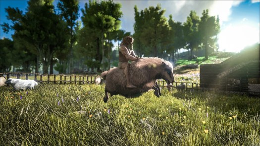 ARK: Survival Evolved Launches TEK Tier on Consoles, Hits 1M Downloads on PS4