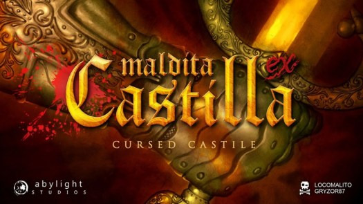 Cursed Castilla Heading to Nintendo 3DS