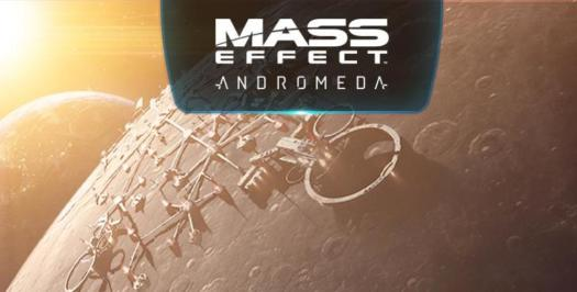 MASS EFFECT: ANDROMEDA Releasing March 21, Official NVIDIA CES 2017 Trailer