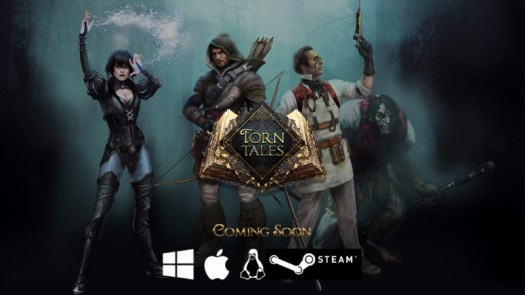 TORN TALES Now Available on Steam