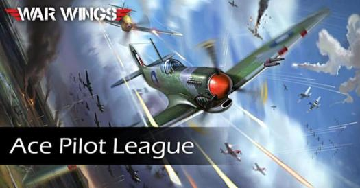 WAR WINGS New Ace Pilot League Update Now Available