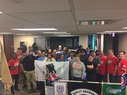 Wounded Warrior Project Connects Veterans Over Love for Video Gaming