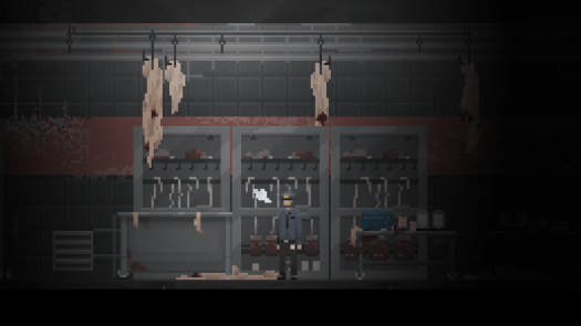 UNCANNY VALLEY 2D Survival Horror Title Coming to PS4, Vita, and Xbox One