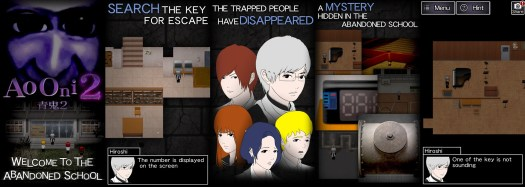 Ao Oni 2 Japanese Survival Horror Game Now Available for Mobile