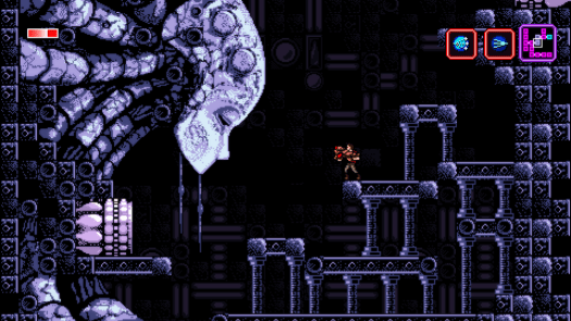 AXIOM VERGE: MULTIVERSE EDITION Coming to Nintendo Switch, Wii U, PS4 and Vita