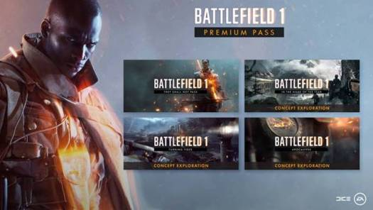 BATTLEFIELD 1 Premium Pass Includes 4 All New Expansion Packs Revealed by EA and DICE