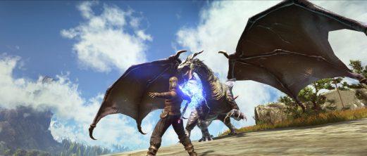 Dark and Light Lightning Spell Gaming Cypher