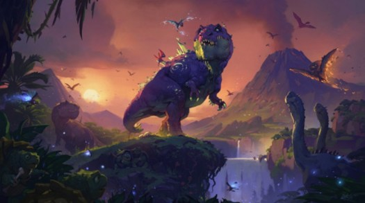 Hearthstone Players to Embark on a Journey to Un'Goro this April