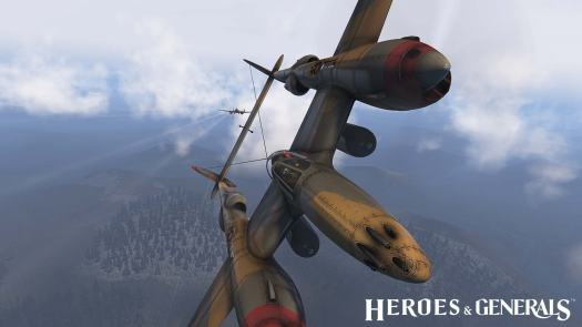 Heroes & Generals Wings of War Update Just Released