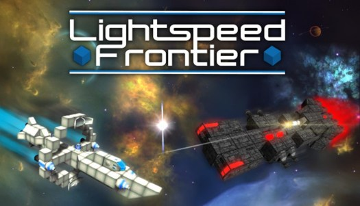Lightspeed Frontier LEGO-like Spaceship Building Adventure Coming to Steam Early Access