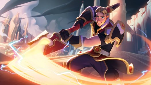 Planet of Heroes Features New Hero Prince Leon