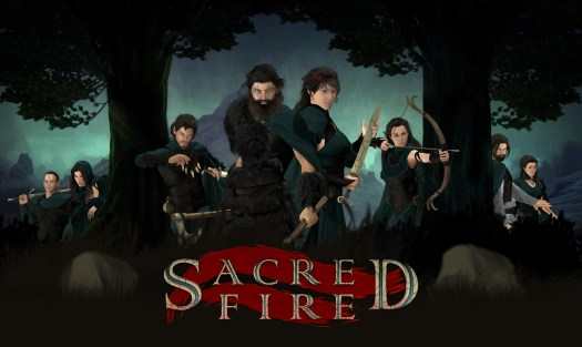 SACRED FIRE Character Customization Showcased in New Video