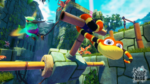 SNAKE PASS Review for PC