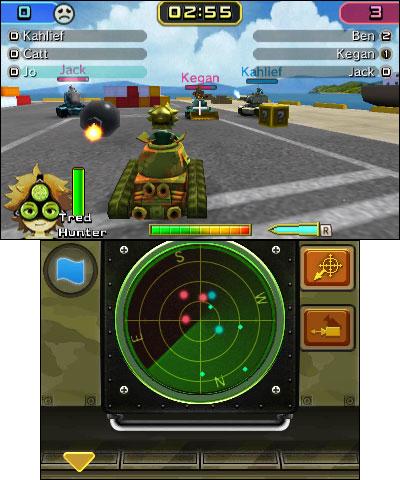 Nintendo Download: Tanks for the Memories
