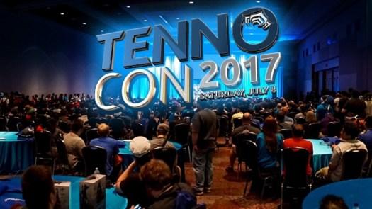 Warframe Announces TennoCon 2017
