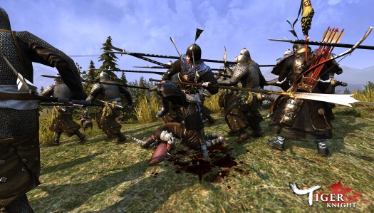 Tiger Knight: Empire War Update Features Roman Legions Vs Ancient Chinese Armies