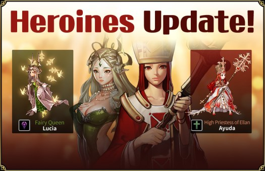 Chaos Chronicle New Spring Festival Content Update Coming to Mobile March 23