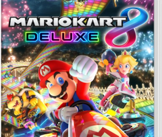 Mario Kart 8 Deluxe for Nintendo Switch is Fastest-Selling Mario Kart Game in Franchise History