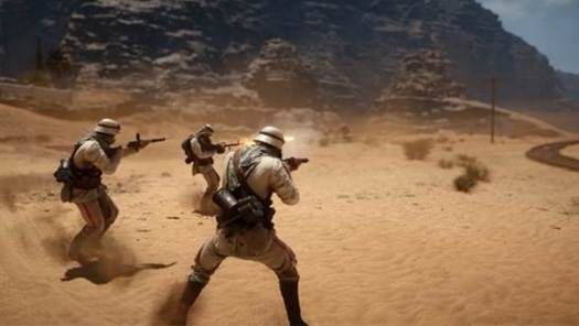 Battlefield 1 Spring Update Available Now