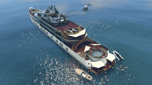 GTA Online Bonuses Include Double GTA$ and RP in Resurrection, Discounts on Yachts and More