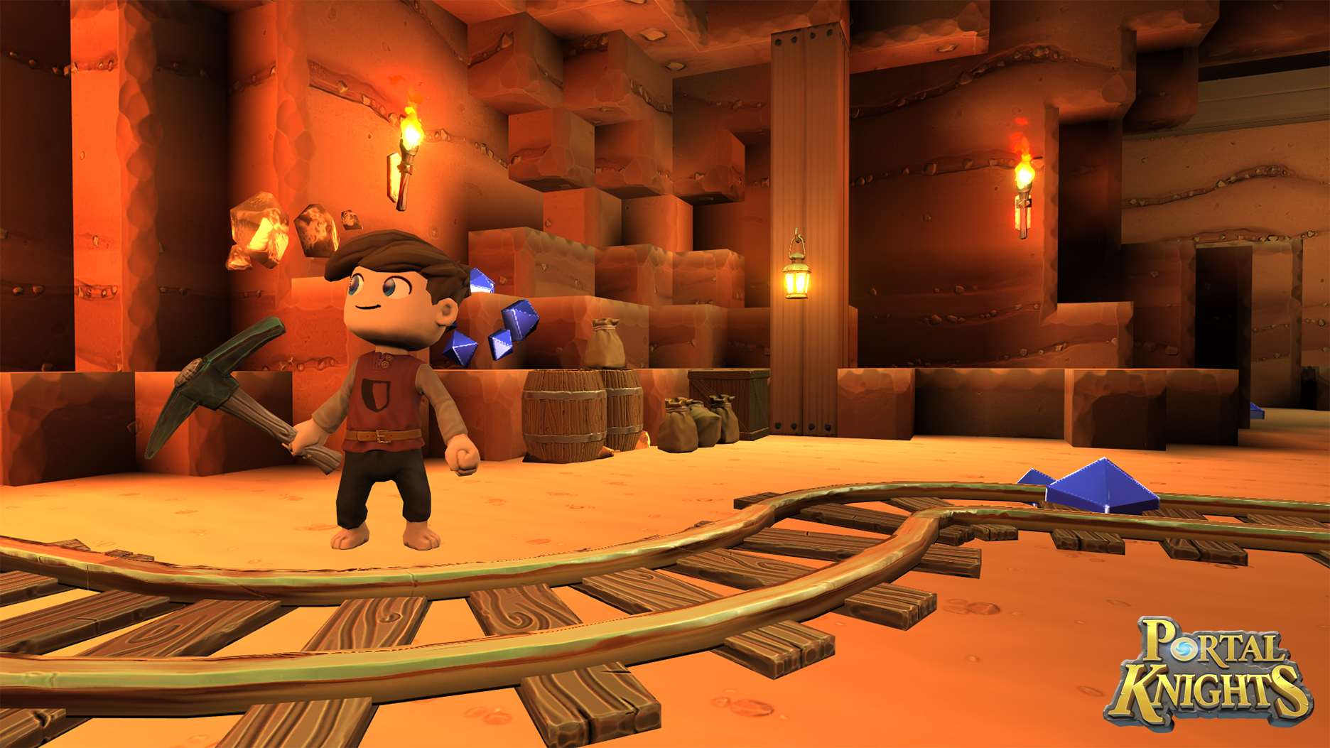 Portal Knights Free Trial Now Available For Consoles