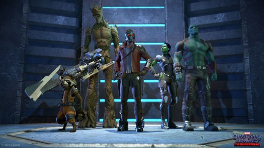 Marvel's Guardians of the Galaxy: The Telltale Series Available for Download