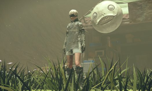 NieR: Automata DLC Available Now for PS4 and Steam