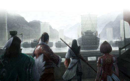 Dynasty Warriors: Unleashed Concludes The Battle for Red Cliff in New Update