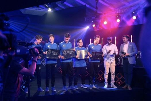 Team Blue Wins GAMERZ Final, World's First eSports Reality Show