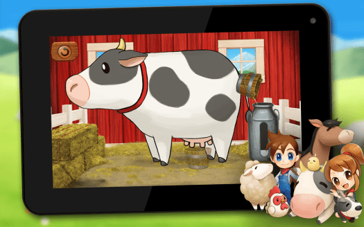 Harvest Moon Lil' Farmers Available Now for Kids on Mobile Devices
