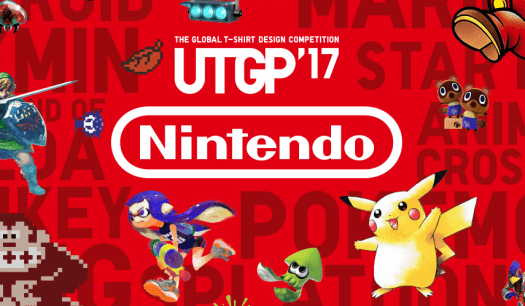 UNIQLO + Nintendo Collection New Fan-Designed T-shirts Available May 19
