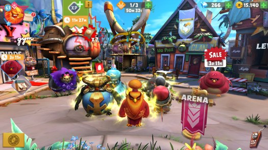 Angry Birds Evolution Now Available for Download